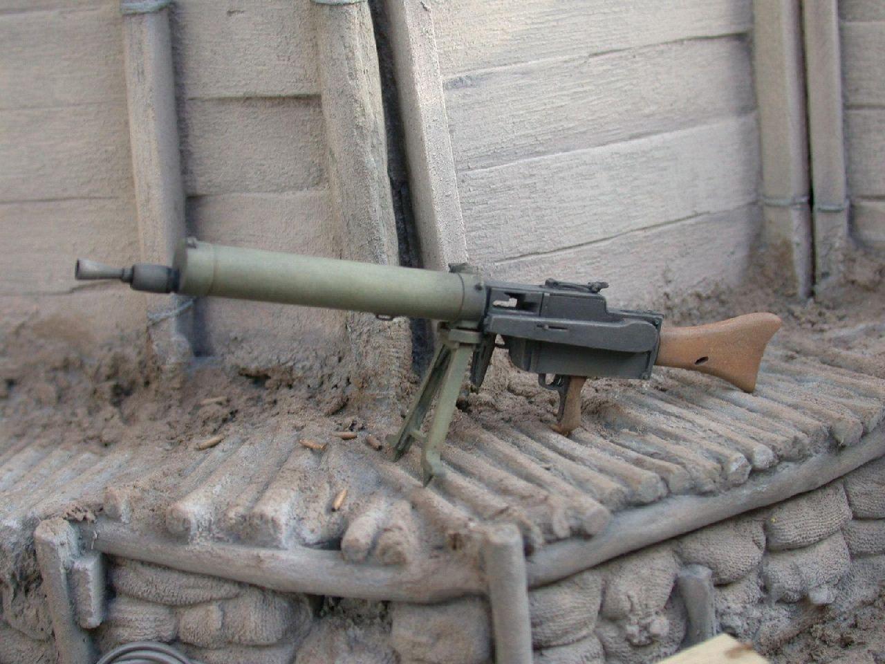 German Mg 08 15 Set