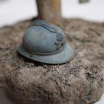 IS40 - French Adrian Helmet - Artillery - 3