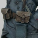 SFF02 - French 3 x Ammo Pouches M16