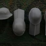SFF11 - German Helmet M16 w Cover