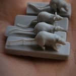 Rats - The Parts in Resin - 3