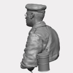 20170610 German Prisoner Field Cap BPR 3