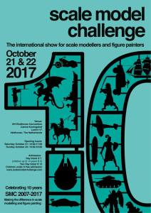 Scale Model Challenge 2017 2