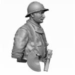 20180517 Chauchat Gunner Bust 34