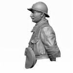 20180517 Chauchat Gunner Bust 41