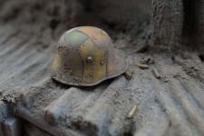 German Steel Helmet M16