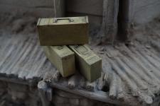 Single German MG Wooden Ammo Box M1901 - closed